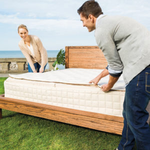 EOS Organic Mattress Naturepedic 2 300