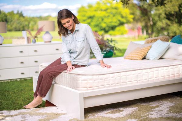 Chorus Mattress Natural Sleep Luxury & Organic Mattress
