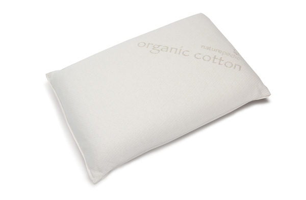 Cotton Pillow Naturepedic Organic