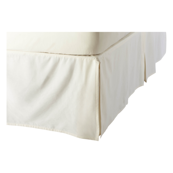 Coyuchi Organic Sateen Bed Skirt