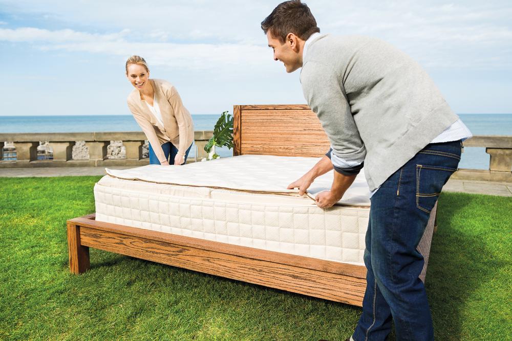 Natural Sleep Mattress help people sleep better, longer, deeper. Highest Quality Products