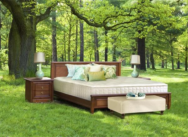 Eos Trilux Natural Sleep Luxury Amp Organic Mattress