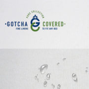 Gotcha Covered Organic Waterproof Mattress Protector2