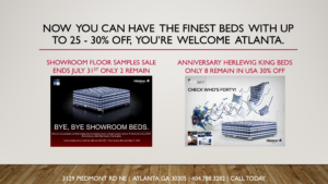 Natural-Sleep-Mattress-Hastens-Floor-Sample-Sale-Special Event-Buckhead