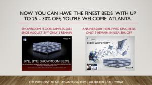 Natural-Sleep-Mattress-Hastens-Floor-Sample-Sale-Special Event-Buckhead