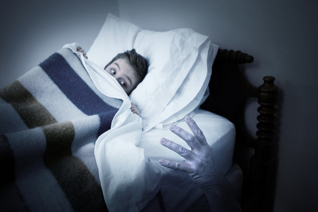 There are no monsters under our beds - natural organic mattresses